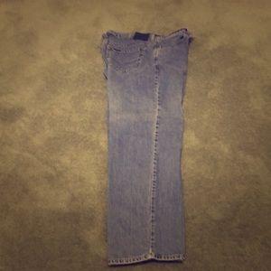 Original Harley Davidson Blue Jeans